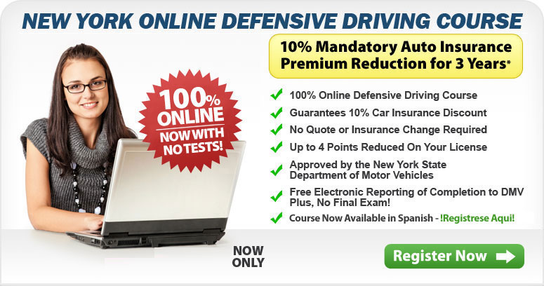 defenisve driving course